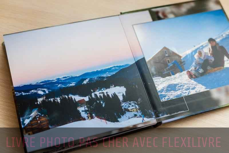 FlexiLivre livre photo
